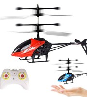 Rechargeable Playing Helicopter(রিমোট ফ্রি)