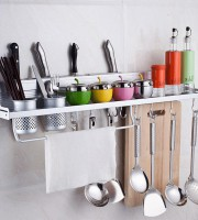 Aluminum Kitchen Shelf-0076