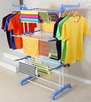 A Three Layer Clothes Rack -0069 (কাপড় রাখা এবং শুকানোর জন্য)