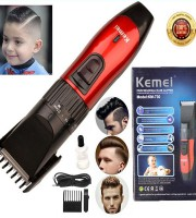 Rechargeable Hair Trimmer & Shaver Clipper Trimmer For Men