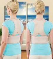 royal posture back support- 4001