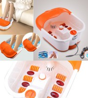 High quality foot massager and  foot bath - 3529