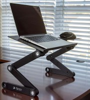 T9 Portable Almuniam laptop Table - 2601