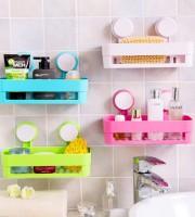 Kitchen & Bathroom Shalves(4pcs) – 2507